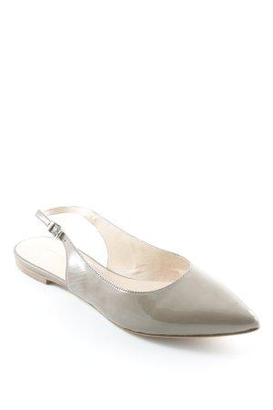 Kennel und Schmenger Slingback Ballerinas grey brown casual look
