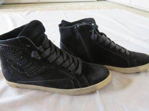 Kennel und Schmenger Sneaker schwarz / LETZTE REDUZIERUNG !!