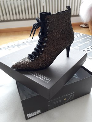 Kennel und Schmenger Lace-up Booties multicolored