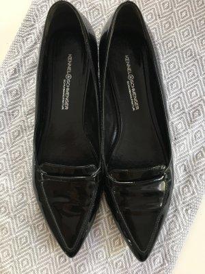 Kennel und Schmenger Patent Leather Ballerinas black