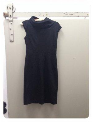 Kenneth Cole Etuikleid Kleid schwarz Gr. S