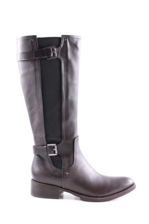 Kenneth Cole Jackboots brown business style
