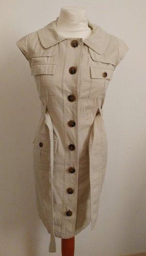 Kenneth Cole - Schönes Elegantes Kleid in Beige