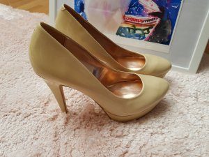Kenneth Cole High Heels oatmeal-beige