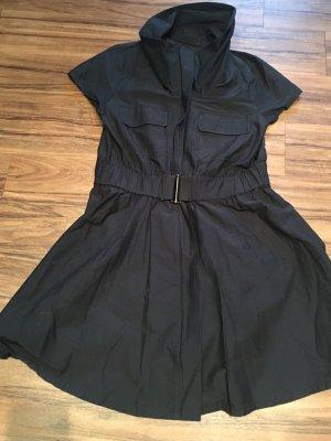 Kenneth Cole schwarzes Kleid mit RVS vorne Gr. 8 (US)