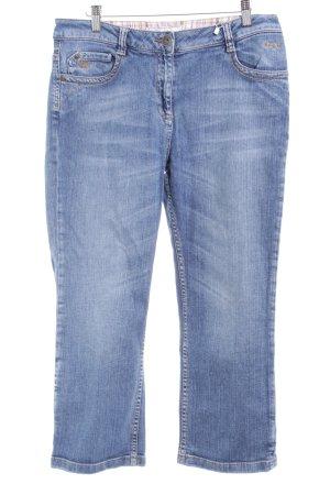 "Kenny S. 7/8 Jeans ""Hanna"" graublau"