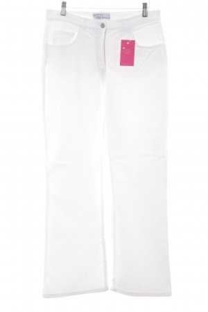 "Kenny S. Boot Cut Jeans ""Raffaela"" weiß"
