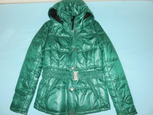 Kenny S. Hoody forest green polyester
