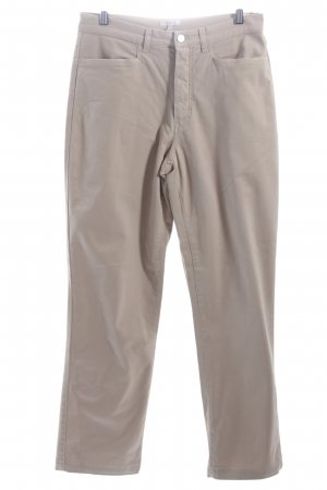 Kenny S. Peg Top Trousers oatmeal casual look
