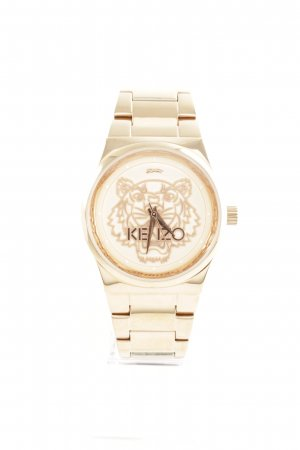 "Kenzo Analoguhr ""Tiger Head Watch Rosegold"""