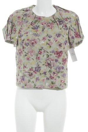 Kenzo Blousejack bloemenprint zakelijke stijl