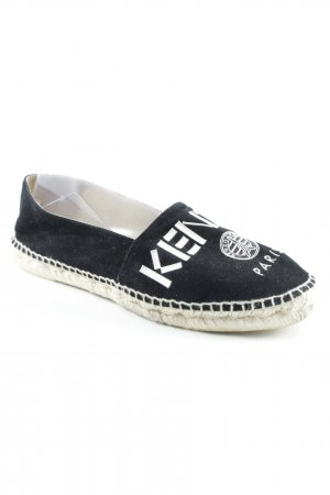 Kenzo Espadrille Sandals black casual look