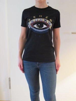 Kenzo T-shirt zwart Katoen