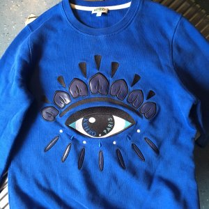 Kenzo eyes Sweater T shirt Top Hoodie