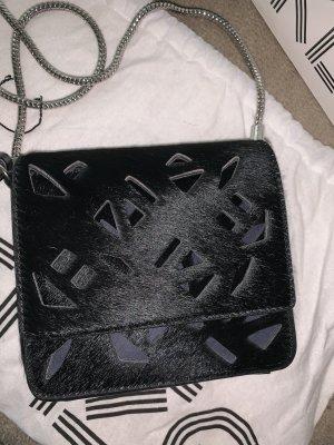 Kenzo Flying Logo Pony Bag