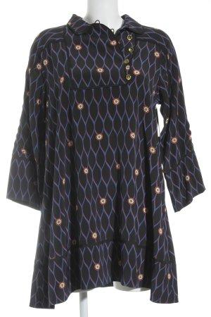 Kenzo H&M Abito blusa motivo floreale stile stravagante