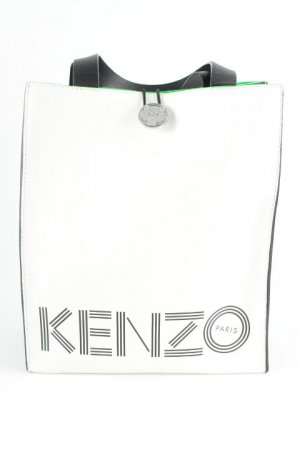 Kenzo H&M Carry Bag multicolored extravagant style