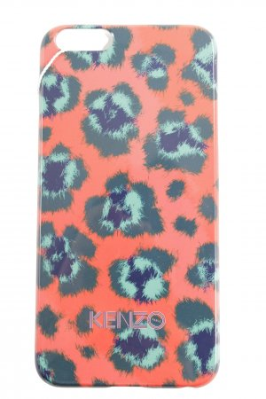 Kenzo Handytasche Animalmuster Street-Fashion-Look