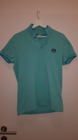 Kenzo Polo shirt turkoois