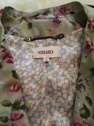 Kenzo Jäckchen Jacke Blumen Größe 36 Blogger neu!!