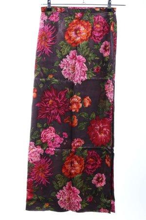 kenzo jungle Falda larga estampado repetido sobre toda la superficie elegante