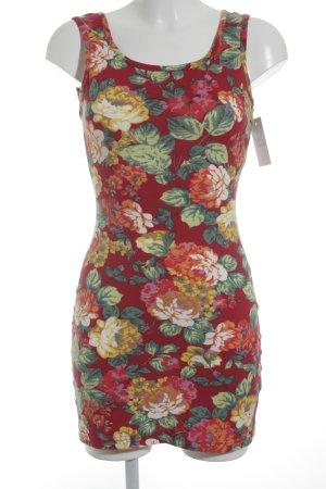 kenzo jungle Minikleid Blumenmuster Casual-Look