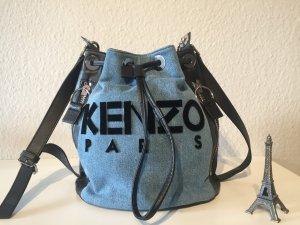 ***Kenzo Kanvas Bucket Bag Limited Denim Edition 2016***