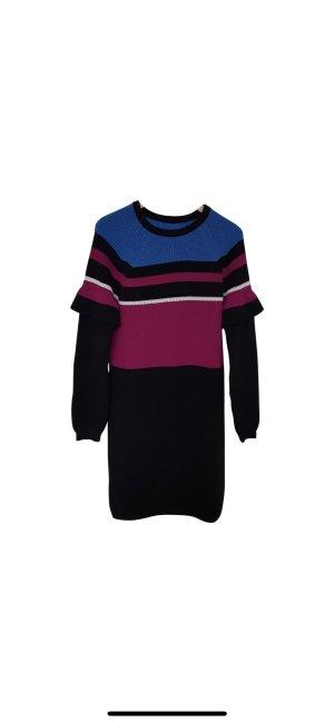 Kenzo Vestido de lana multicolor