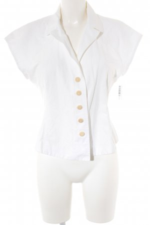 Kenzo Chemise à manches courtes blanc style décontracté