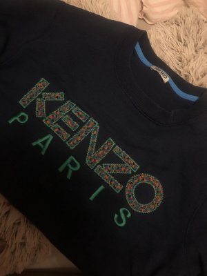 Kenzo Long Sweater multicolored
