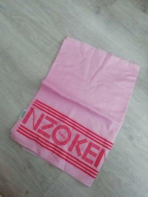 Kenzo Sjaal roze-rood