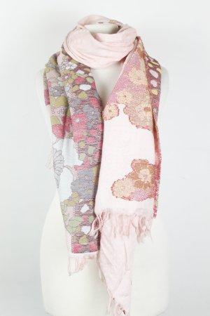 Kenzo Paris Schal Tuch rosa
