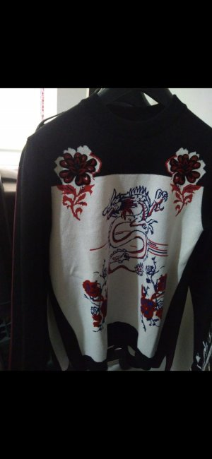 Kenzo Jersey de lana negro