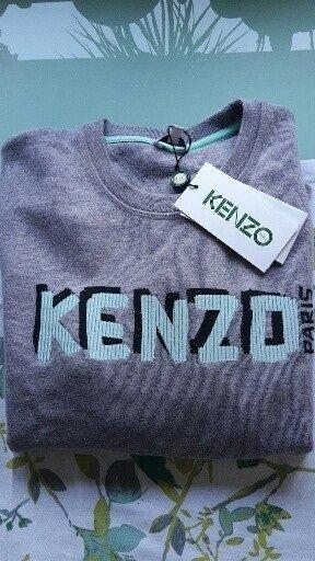 Kenzo Pullover in grau *Neu*