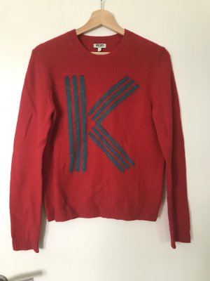 """Kenzo Pullover """"red"""""""