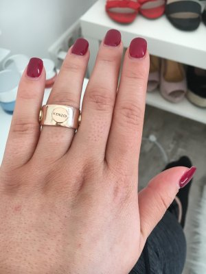 Kenzo Ring rosegold