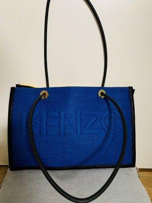 Kenzo Schultertasche neuwertig yellow/blue/black