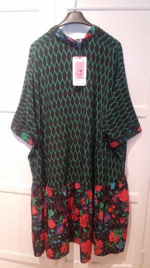Kenzo Seidenkleid aus der aktuellen H&M Kollektion