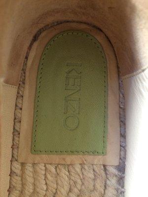 Kenzo Espadrille sandalen oranje-room