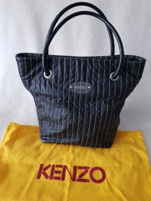 Kenzo Carry Bag black-white