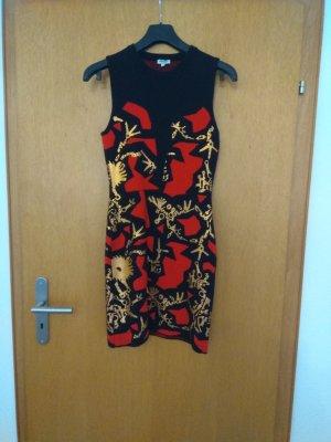 Kenzo Gebreide jurk veelkleurig