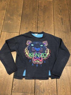 Kenzo Sweatshirt donkerblauw