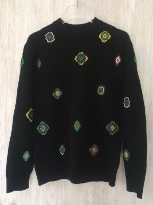 Kenzo Sweater mit Patches