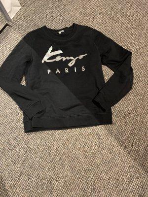 Kenzo Sweatshirt zwart Katoen