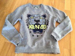KENZO Sweatshirt Tiger Classic Grey