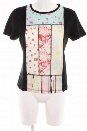 Kenzo T-Shirt Blumenmuster Casual-Look