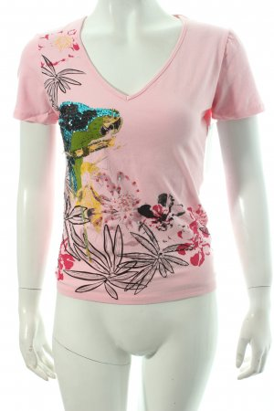 Kenzo T-Shirt florales Muster Casual-Look