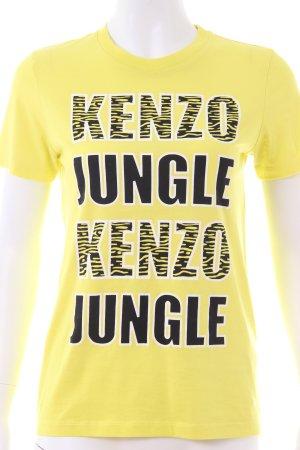 Kenzo T-Shirt mit Print
