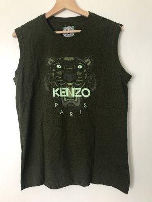 "Kenzo ""Tanktop"" in grün"