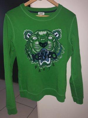 Kenzo Sweatshirt groen Katoen